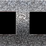 Четырехмодульная рамка Pure