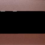 Четырехмодульная рамка Pure горизонтальная