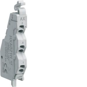 Дополнительный контакт срабатывания x160-x250 1НО+1НЗ 250B AC