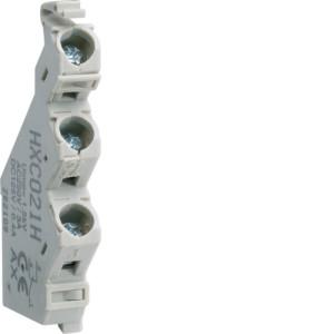 Дополнительный контакт срабатывания  h250-h1600 1НО+1НЗ 250B AC