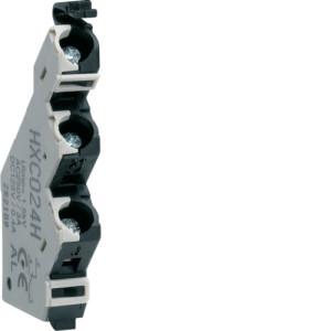 Дополнительный контакт срабатывания по аварии h250-h1600 1НО+1НЗ 250B AC