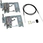 Механическая блокировка тросовая для аппаратов h400-h630 (3/4P)