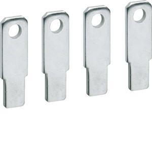 Полюсные наконечники (шинки) удлинительные для x160 4шт., прямые зажимные