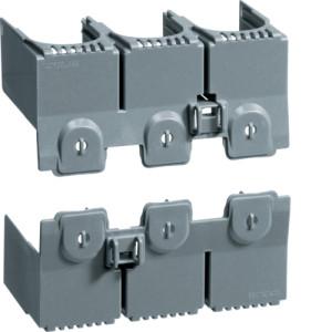 Крышки для клеммных зажимов, изолирующие x250 3P, минимального размера