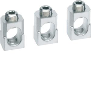Клеммы для  h400-h630 под медь до 240мм² 3шт