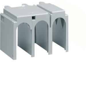 Клеммные крышки удлинённые, изолирующие h400-h630 3P , для прямых полюсных наконечников