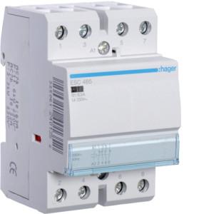 Контактор модульный, 2н.о.+2н.з., AC1/AC7a 63A, Uупр.=230В 50/60Гц